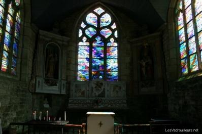 Intérieur chapelle Notre-Dame-de-Bonne-Nouvelle