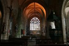 Intérieur église Saint-Ronan