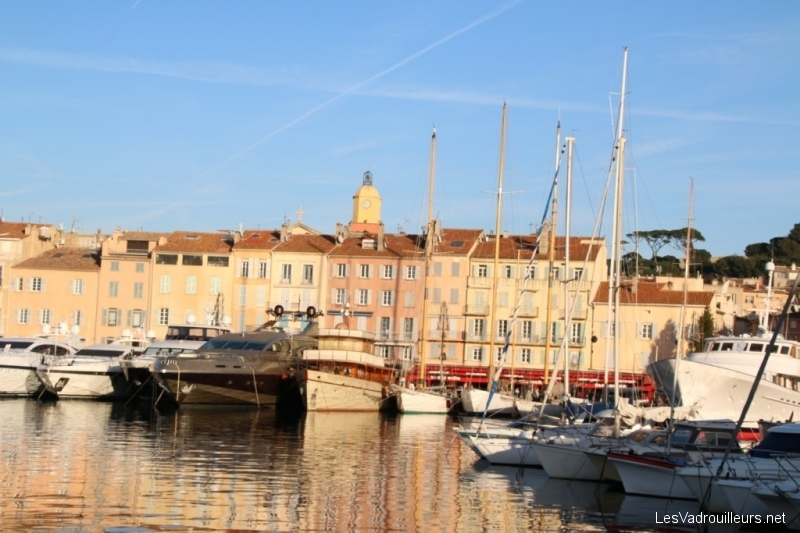 Port de Saint-Tropez