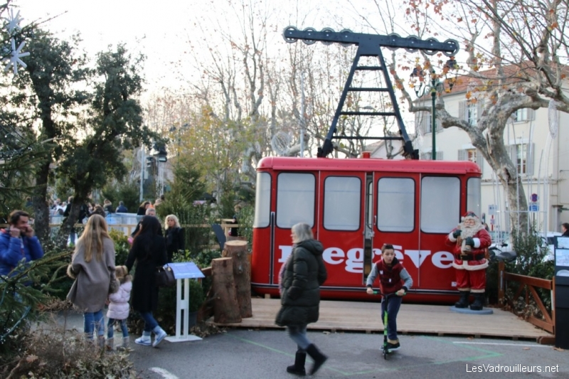 Marché de Noel - Saint-Tropez