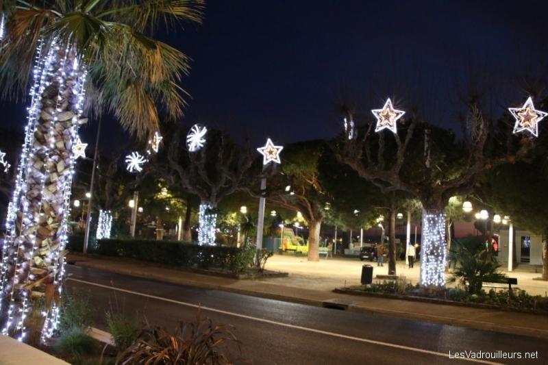 Illuminations de Sainte-Maxime