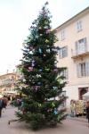 Sapin de Noël - Menton