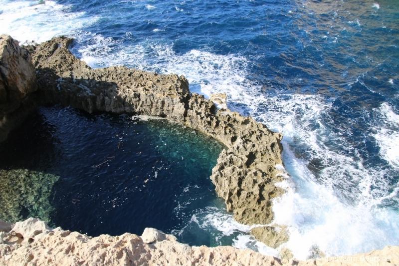 Endroit de plongée à Dwejra