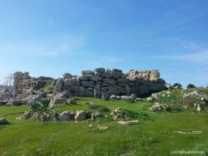 Ruines des temples de Ggantija