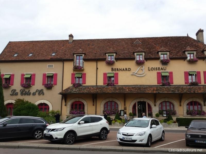 Restaurant gastronomique Bernard Loiseau