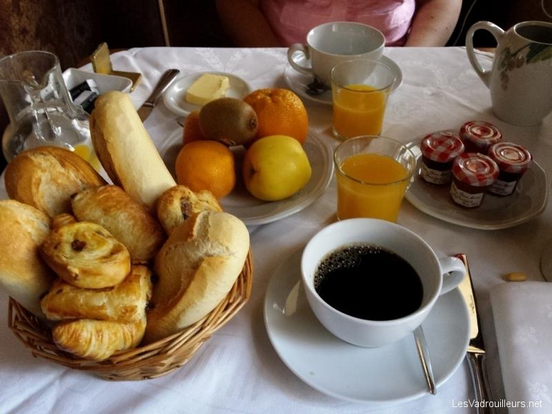 Un bon petit-déjeuner