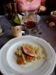 Rougets - repas gastronomique