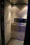 Ascenseur stylé