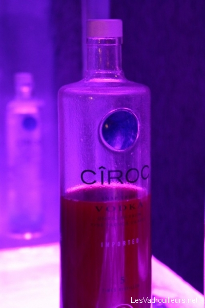 Vodka aromatisée marque Cirok
