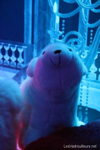 Ours polaire en déco