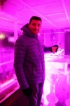 Doudoune fournie par le Ice Kube Bar