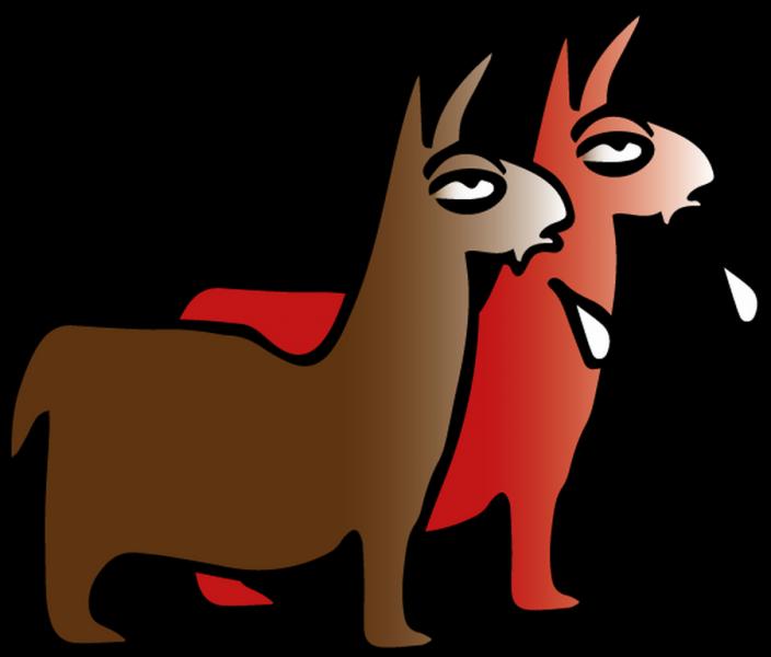 Lama-double