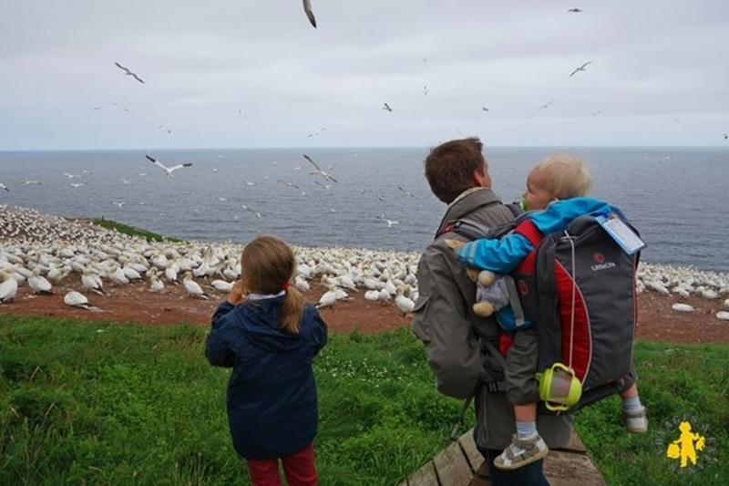 Interview voyage en famille au Canada