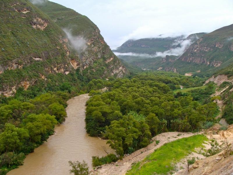 Amandine au Pérou