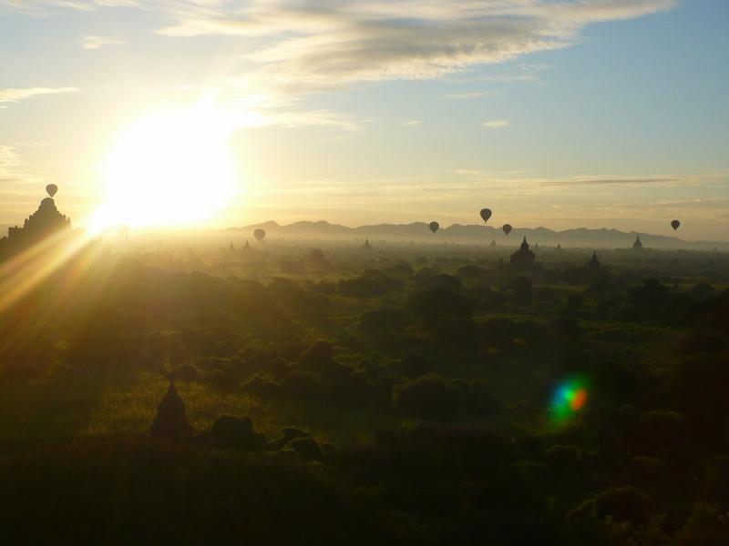 Interview Birmanie