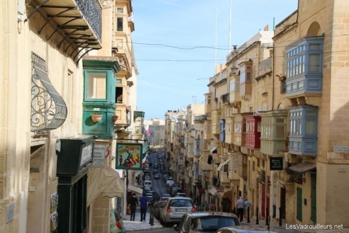 Maisons typiques maltaises