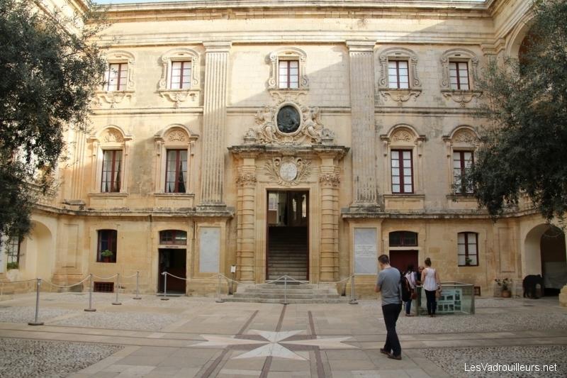 Le Palais du Grand Maître