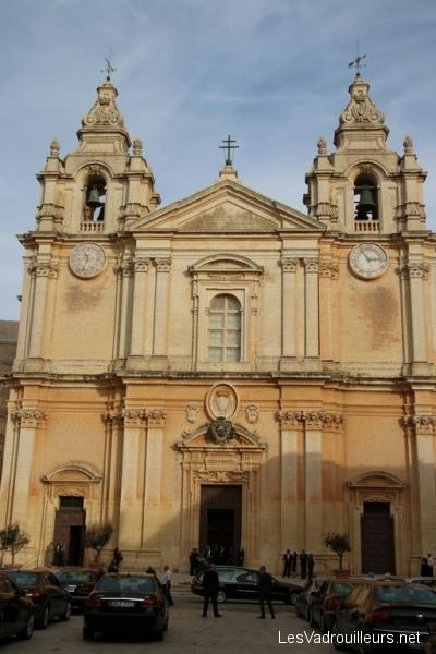 Cathédrale de Mdina