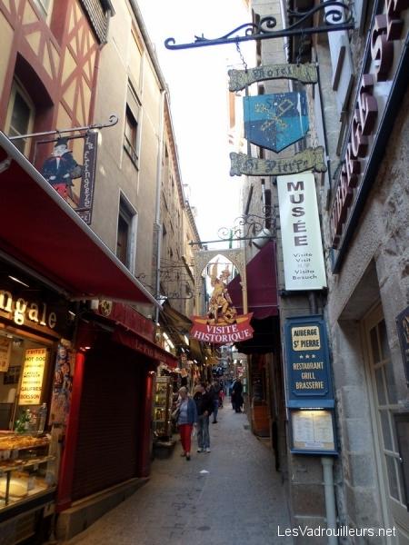 Escapade au Mont-Saint-Michel
