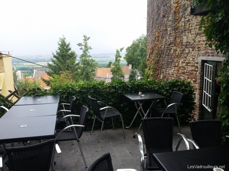 Terrasse estaminet
