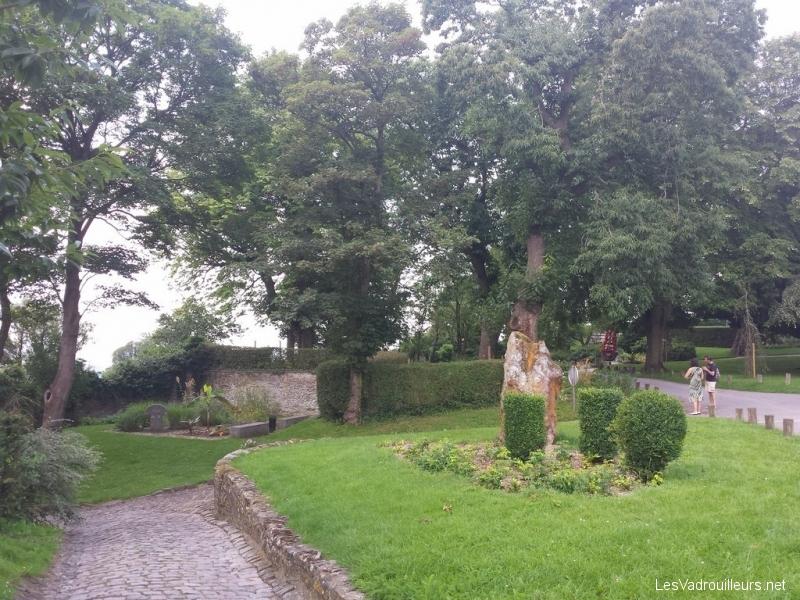 Jardin public du Mont Cassel