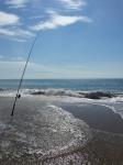 Pêcher dans l'Atlantique