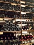 Vieilles bouteilles du château Le Crock