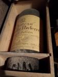 Vieille bouteille château Le Crock