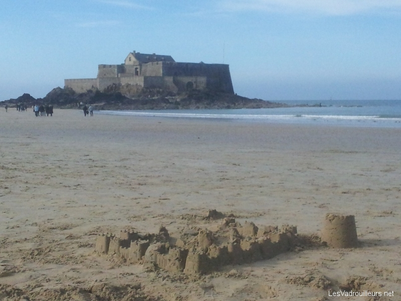 Week-end Saint Malo