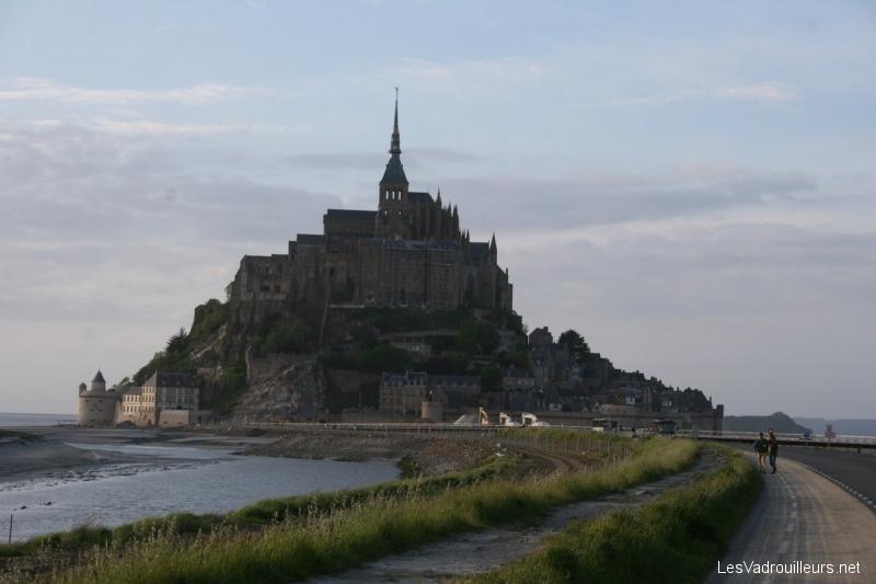 Séjour en yourte au Mont-Saint-Michel