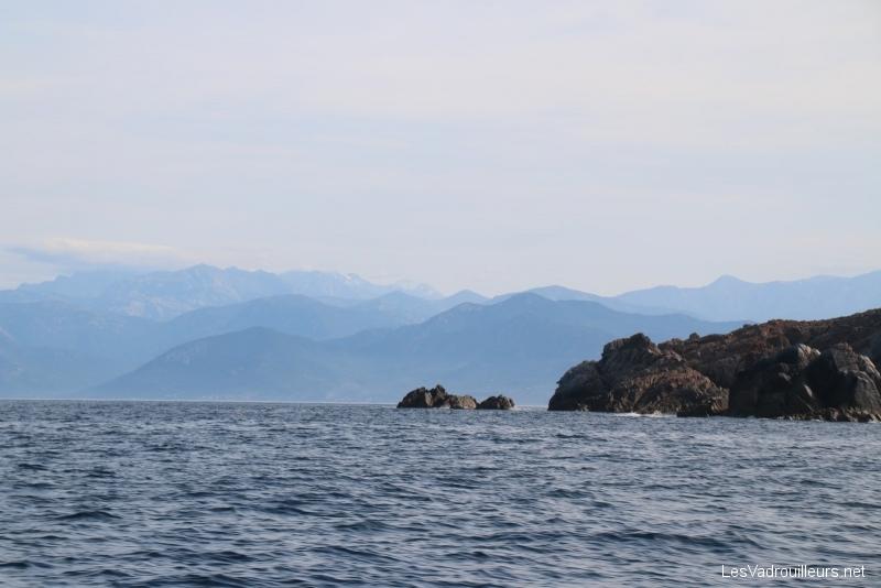 Navigation en mer