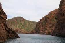 La réserve de Scandola
