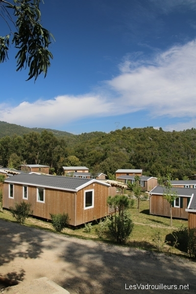 Un camping écotouristique