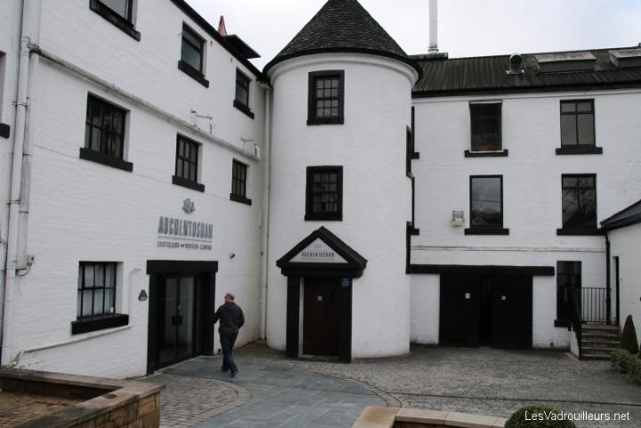 Distillerie Auchentoshan