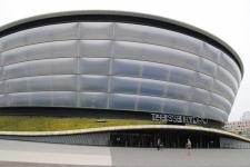Salle de concert Glasgow