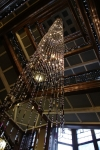 Lustre au Grand Central Hôtel