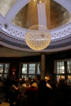 Bar à champagne au Grand Central Hôtel