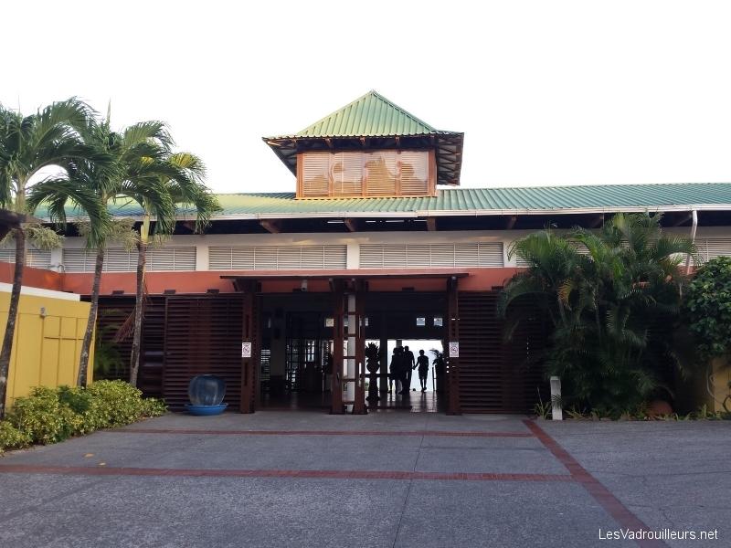Entrée du ClubLookea Pacific Panama