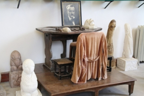 L'atelier de Henry Clews