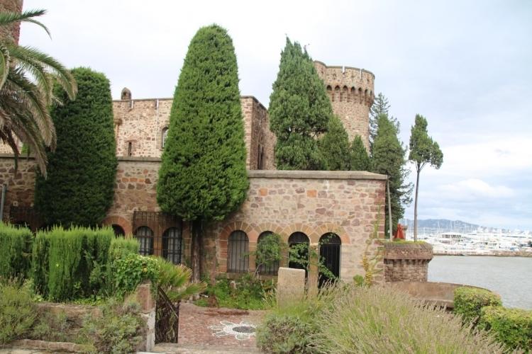 Extérieur du château