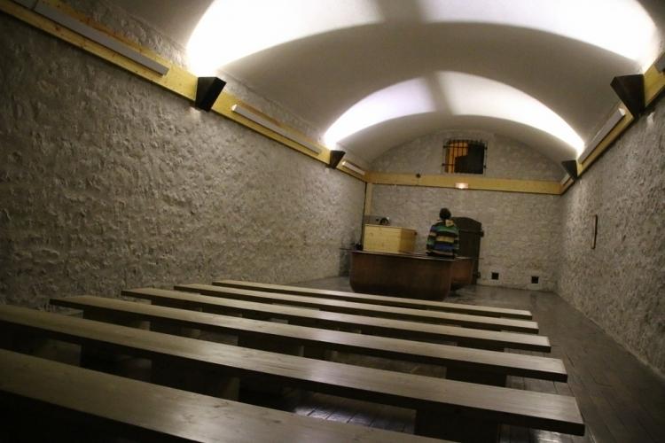 Salle de projection film et dégustation