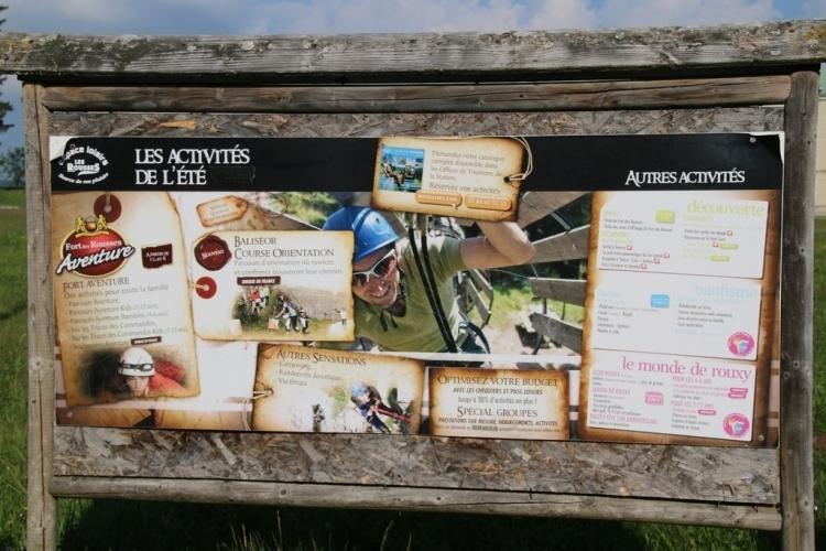 Les activités au Fort des Rousses