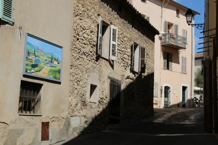 Village de Tourrettes