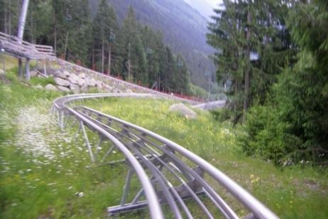 Activités d'été à la montagne
