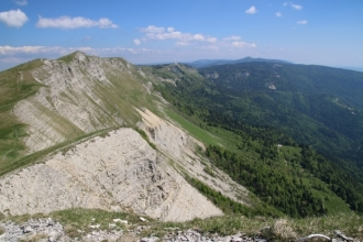 Météo d'été à la montagne