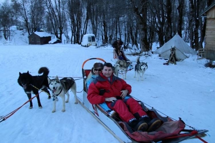 Activités d'hiver à la montagne