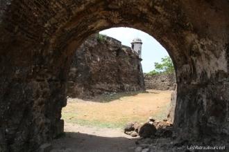 Visite du Fort de San Lorenzo