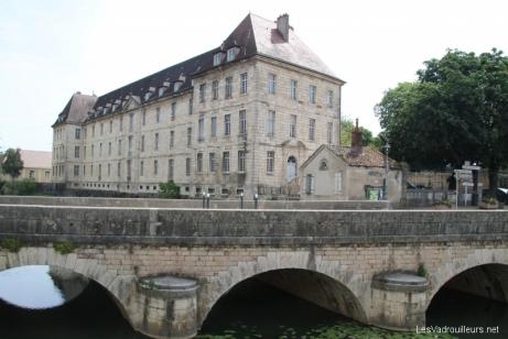 Ancien hôpital militaire de Dole