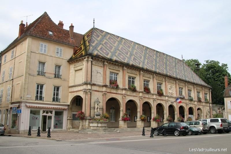 Hôtel de ville de Gray