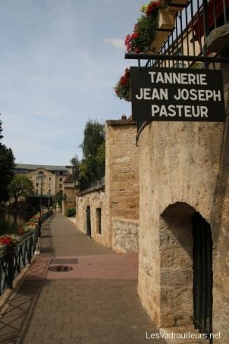 Ancienne tannerie Pasteur